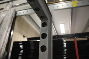 Aluvision frame