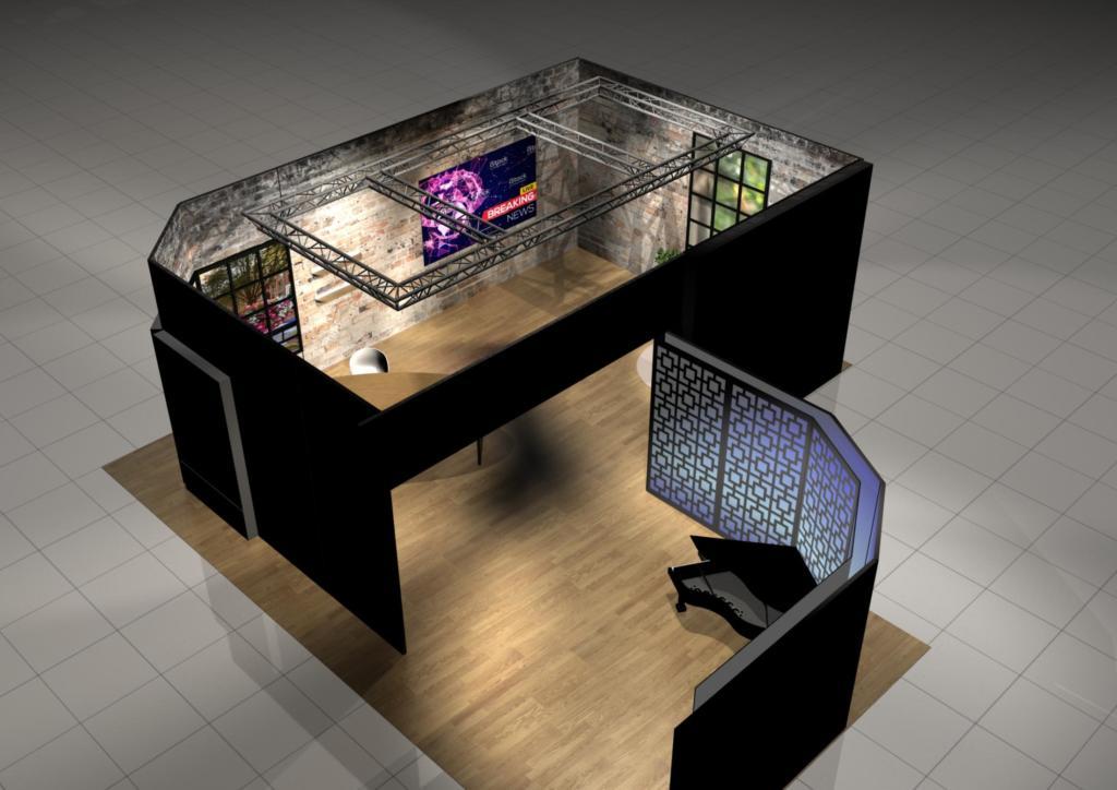 Expoteam TV studio