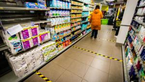 Supermarkten covid