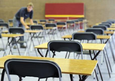 Scheidingswand scholen