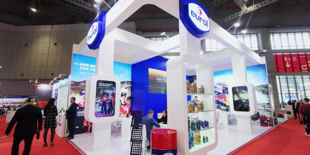 Expoteam Eurol Shanghai 2020